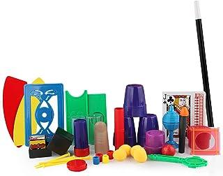 17PCS Magic Set Creative Novelty Interactive Magic Kit Magic Trick for Kids
