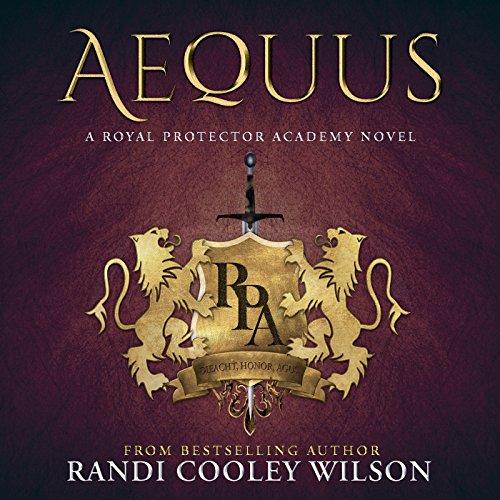 Aequus audiobook cover art