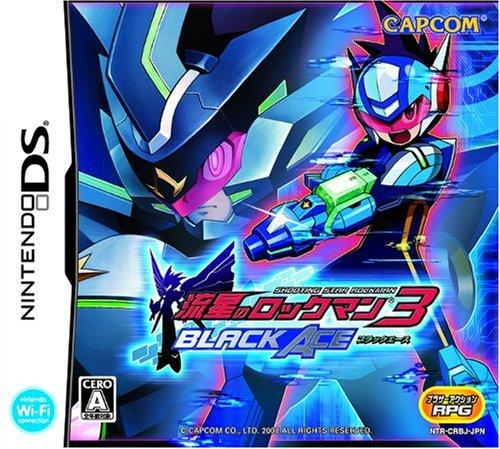 Ryuusei no RockMan 3: Black Ace[Import Japonais]
