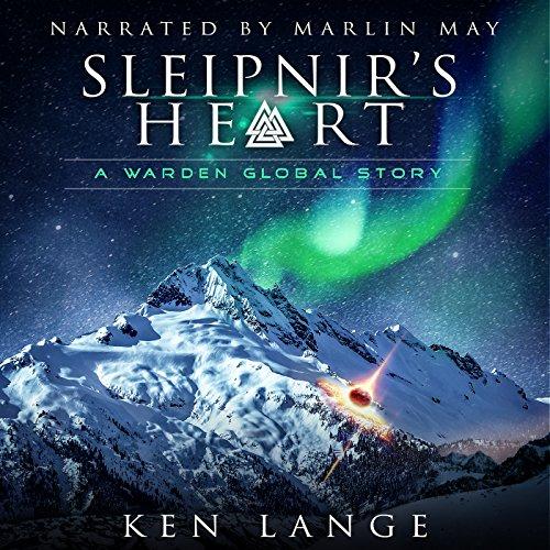 Sleipnir's Heart audiobook cover art