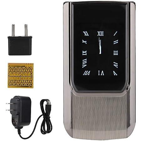 Tosuny Flip Phone, teléfono Celular básico fácil de Usar para ...