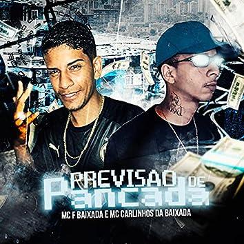 PREVISÃO DE PANCADA