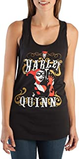Harley Quinn Tank Top DC Comics Shirt Harley Quinn Apparel DC Comics Tank Top