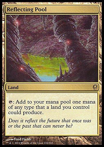 Magic The Gathering - Reflecting Pool - Conspiracy