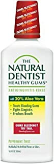 natural dentist rinse