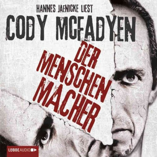 Der Menschenmacher audiobook cover art