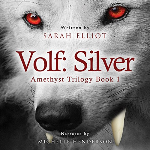 Volf: Silver audiobook cover art