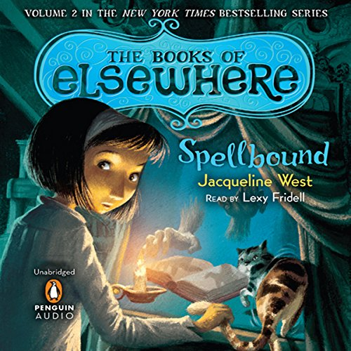 Spellbound: The Books of Elsewhere, Volume 2 cover art