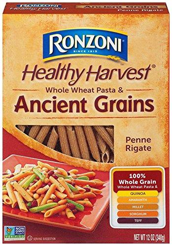 Ronzoni Healthy Harvest Ancient Grains Penne Rigate, 12-Ounce