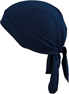 WITERY Sport Outdoor Quick-Dry Bandana Adjustable Breathable Head Wrap Headwear Running Beanie - Unisex Classic Pirate Headscarf - Sun UV Protection Cap Headgear for Men Women Helmet Liner