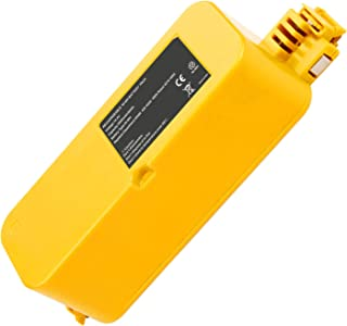 11700 17373 Battery Ni-MH Replacement Compatible with iRobot Roomba 400 Series 405 410 415 440 4000 4100 4102 4110 4130 4150 4210 4220 4230 4260 4270 4290 4300 4310 4905