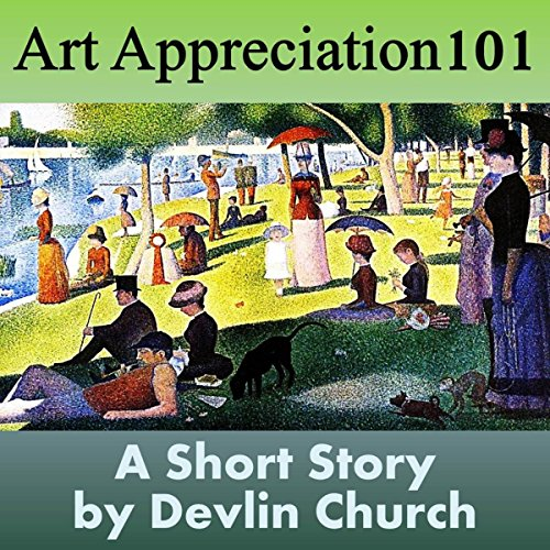 Art Appreciation 101 audiobook cover art