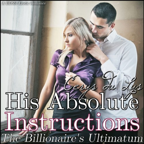 His Absolute Instructions audiobook cover art