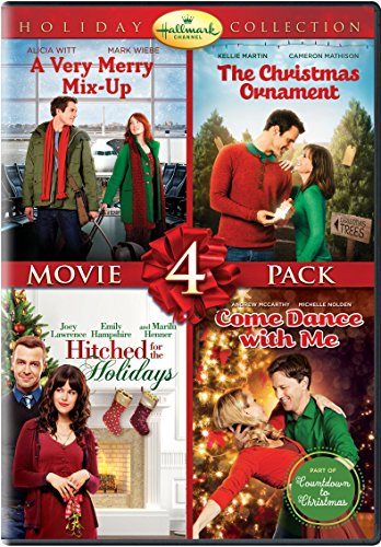 Hallmark Holiday Collection (A Very Merry Mix-Up, The Christmas Ornament, Hitched For the Holidays, Come Dance With Me)