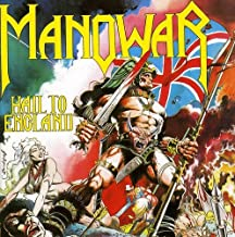 Hail To England by Manowar (2010-01-11)