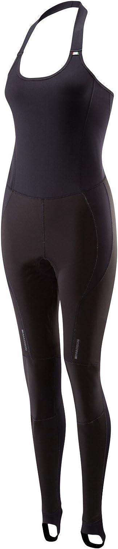 Madison schwarz 2014 Sportive Softshell Halter Damen Baselayer Unterhose mit Tr