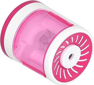 Elektrisk pennvässare, automatisk krita vässare Halkskyddad batteridriven bärbar för vuxna för kontor för barn för skolan ...
