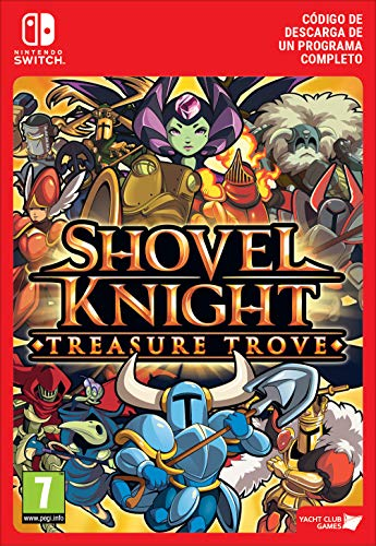 Shovel Knight Treasure Trove [Switch - Download Code]