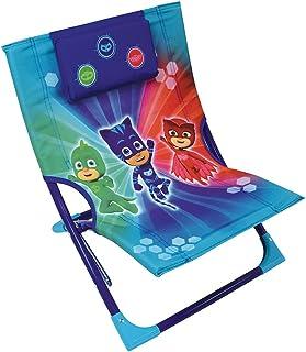Fun House 712889 PYJAMASQUES Chaise - Fauteuil de Plage pliable pour enfant