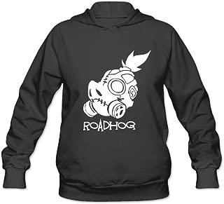Overwatch Women's Roadhog Hoodies Sweater Black
