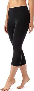Merry Style Damen Leggings 3/4 aus Viskose MS10-144