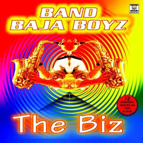 Band Baja Boys, Balwinder Burpi & Dominic Choranji
