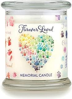 pet loss memorial candles