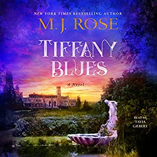 Tiffany Blues audiobook cover art