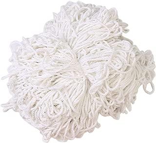 3.6X1.8 m (12X6ft) hand-woven thickening thick type high-grade - polypropylene soccer net