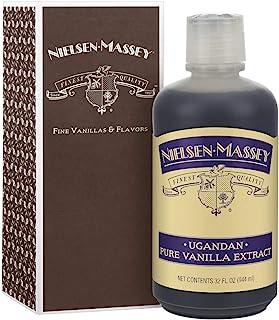 Nielsen-Massey Ugandan Pure Vanilla Extract, with Gift Box, 32 ounces