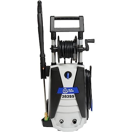 AR Blue Clean AR383SS Electric Pressure Washer 1900 PSI, 1.3 GPM, Classic Design