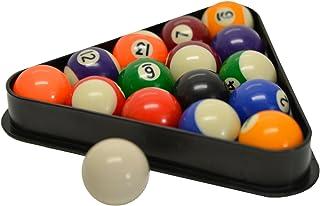 Sterling Gaming Miniature Pool and Billiard Balls Set 1 1/2
