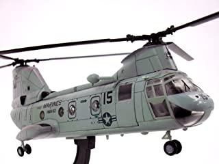 Boeing Vertol CH-46 Sea Knight - Marines- 1/72 Scale Helicopter Model