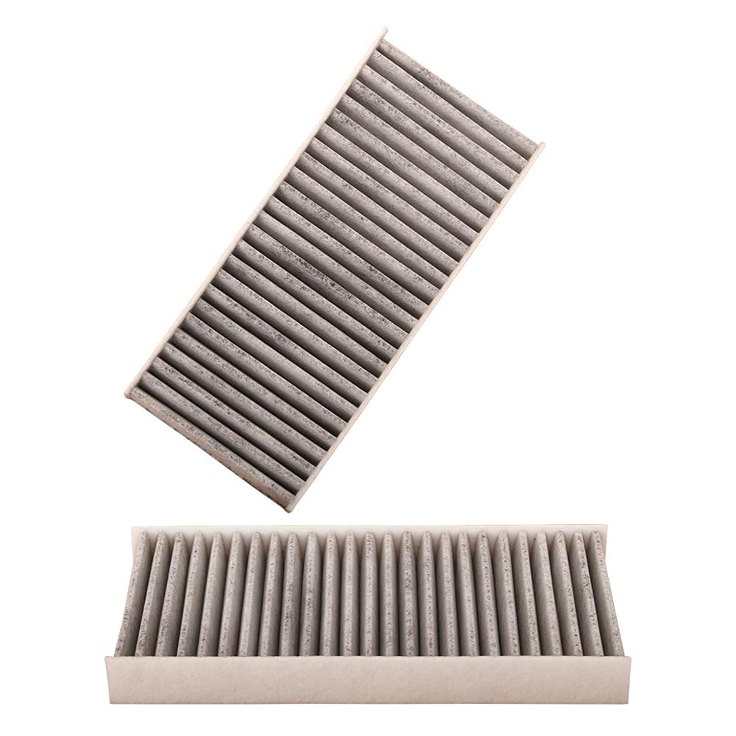 WTKSOY WTF012 Cabin Air Filter Includes Activated Carbon Fit Infiniti QX56 Nissan Armada NV2500 NV3500 Pathfinder Titan