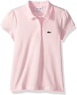 Lacoste Girls Classic Short Sleeve Piqué Polo Shirt