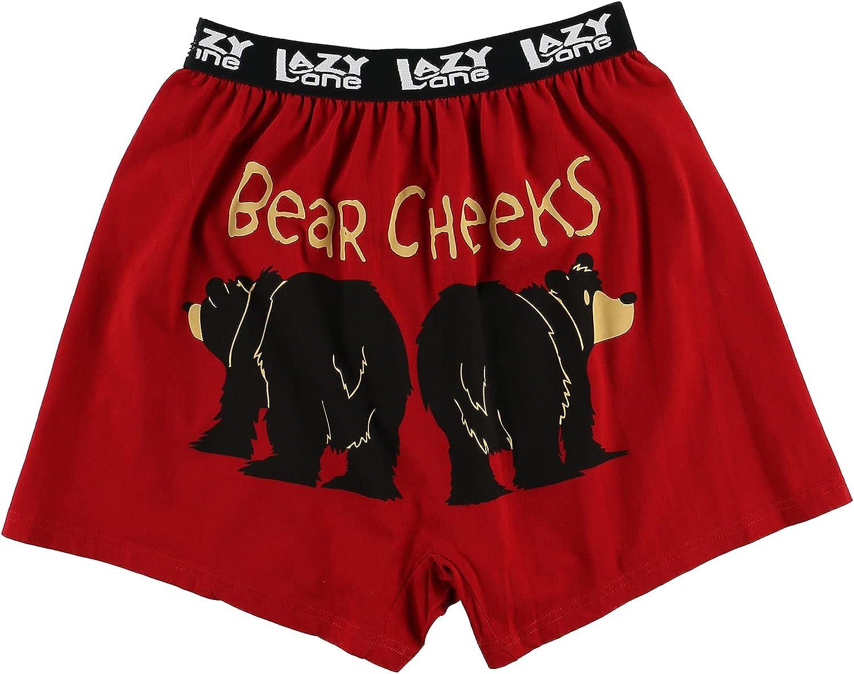 All items Superlatite free shipping Lazy One Funny Animal Boxers Shorts Und Novelty Boxer Humorous