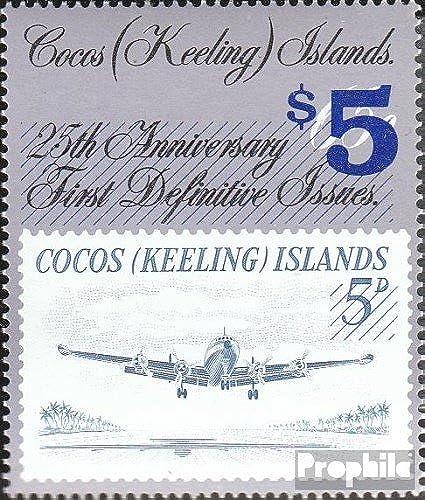 estar en gran demanda Prophila Collection Kokos-Islas 236 (Completa.edición.) (Completa.edición.) (Completa.edición.) 1990 aeronave (Sellos para los coleccionistas) Aviación  orden en línea