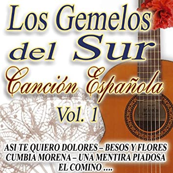 Cancion Pop Española Vol.1
