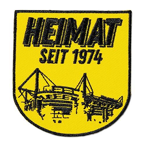 Borussia Dortmund BVB-Aufnäher Heimat one size