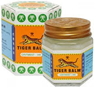 30g Tiger Balm White Muscle Aches Pain Relief Ointment Massage Rub (white Blam, 30g)