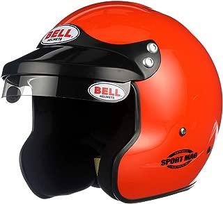 Bell 426022 SPORT MAG ORANGE MEDIUM (58-59) SA2015 V.15 BRUS HELMET