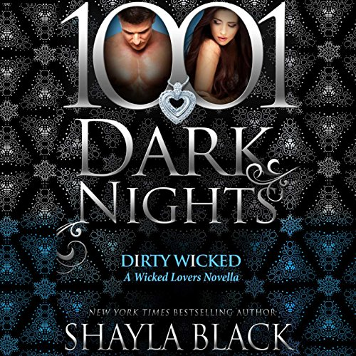 Dirty Wicked audiobook cover art