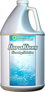 General Hydroponics GH1723 FloraKleen Hydroponic Clearing Solution, 1 Gallon