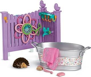 American Girl WellieWishers Playful Garden Washtub Set