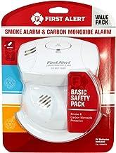 First Alert 1039879 Smoke Alarm and Carbon Monoxide Detecto
