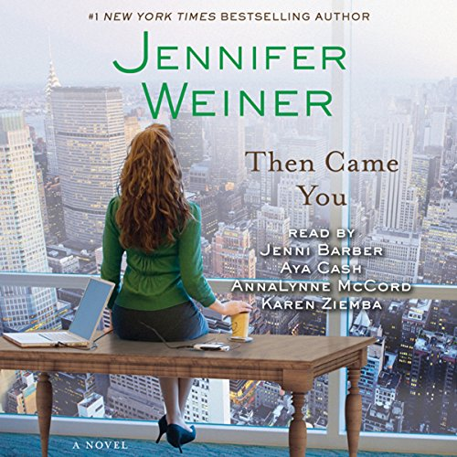 Then Came You audiobook cover art