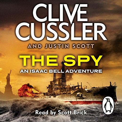 The Spy cover art