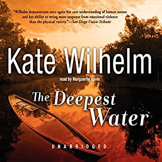 The Deepest Water  audiobook cover art