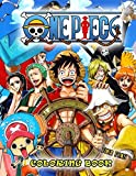 One Piece Coloring Book for Fans