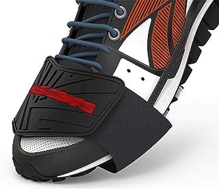 Protetor de Botas de Motocicleta Shift Pad Shoes (Preto)
